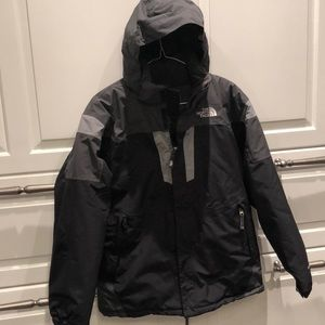 North Face Youth Male Jacket